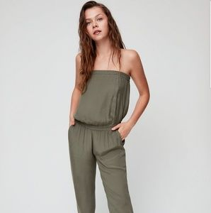Extremely comfortable Aritzia jumpsuit